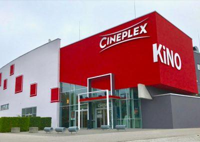 Das Cineplex Aichach