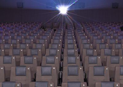 Kinosaal in Amberg