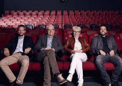 Das neueste Kino der Familie Rusch