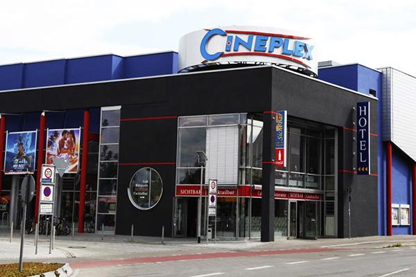 cineplex fГјrth