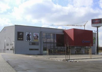 Das Kino in Memmingen