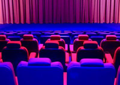 Kinosaal MEitingen